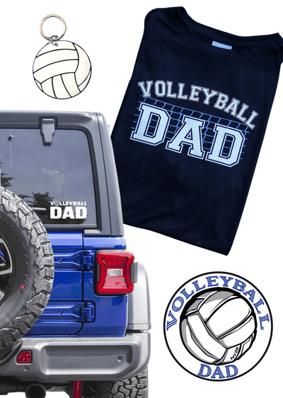 Volleyball Dad Package - Pura Vida Volleyball
