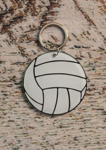 Volleyball Key-chain