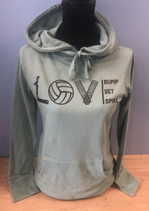 Love Volleyball Sweatshirt - Pura Vida Volleyball