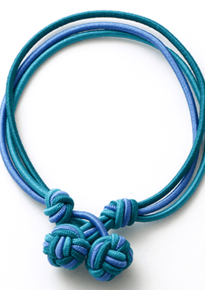 Volleyball Hair Tie Bracelets - Pura Vida Volleyball