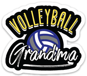 Volleyball Grandma Magnet - Pura Vida Volleyball