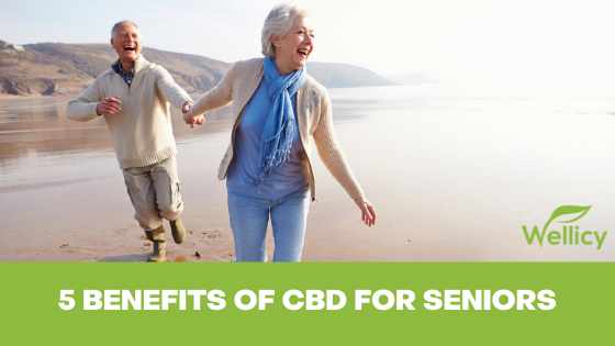 5 Benefits of CBD for Seniors