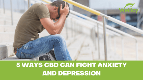 Benefits of CBD for Anxiety and Depression