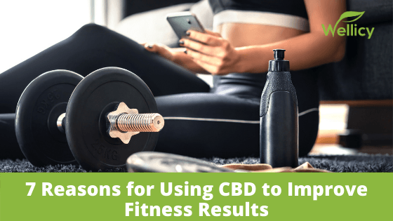 Benefits of CBD for Working Out