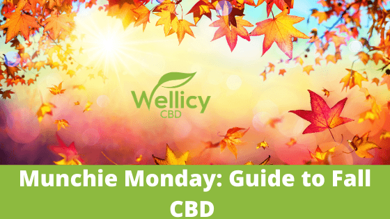 Munchie Monday's Fall Guide to CBD use, delta 8 consumption, delta 9 thc