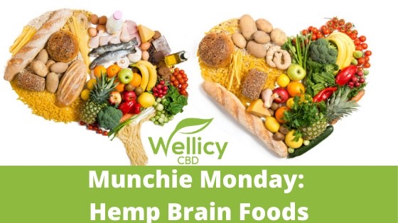 Munchie Monday: Hemp Brain Food