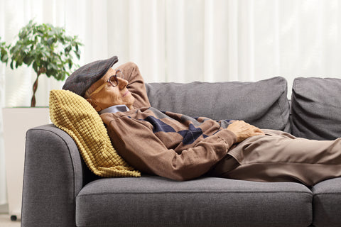 How CBD can Help Seniors Sleep