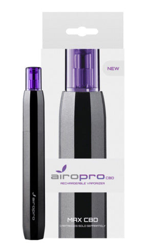 AiroPro Vaporizer Rechargable Battery for CBD cartridges