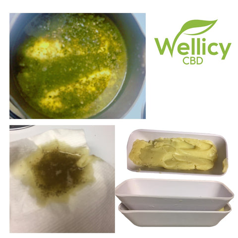 Hemp Infused Butter Butter Mold Wellicy