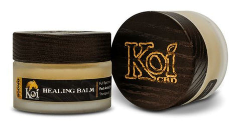Buy Koi Healing Balm - CBD Infused Topical Salve