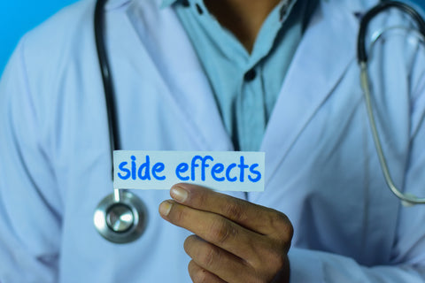 What are the Side Effects of Delta-9 THC?
