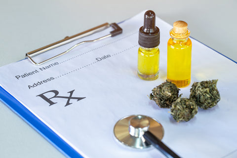 Relationship Between THC and Prescription Drugs