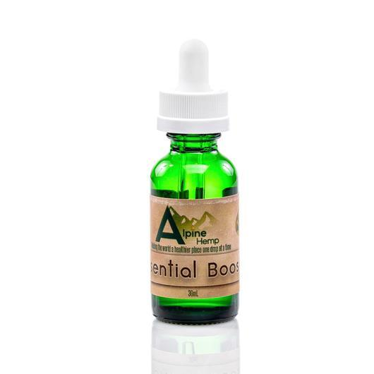 Essential Boost CBD Tincture by Alpine Hemp 30ml