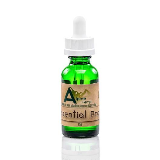 Essential Pro CBD Tincture by Alpine Hemp 30ml