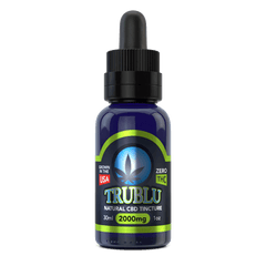 Blue Moon Hemp TruBlu Natural CBD Tincture 2000mg