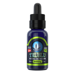 Blue Moon Hemp TruBlu Natural CBD Tincture 3000mg