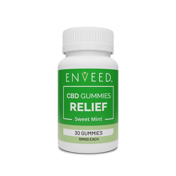 Buy Enveed Relief CBD Gummies - 300mg CBD