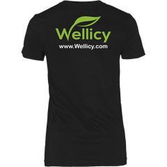 Wellicy Womens T-Shirt