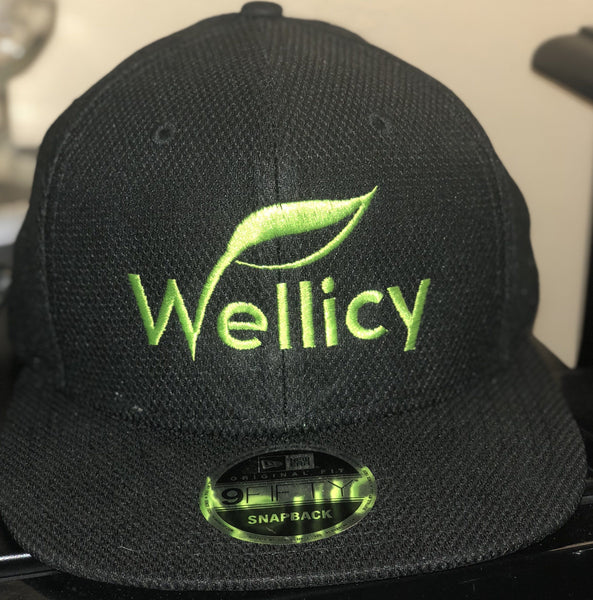 Wellicy New Era 59Fifty Snapback
