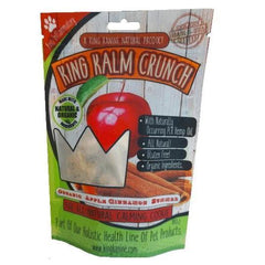 King Kalm Crunch - Apple Cinnamon CBD Dog Treats