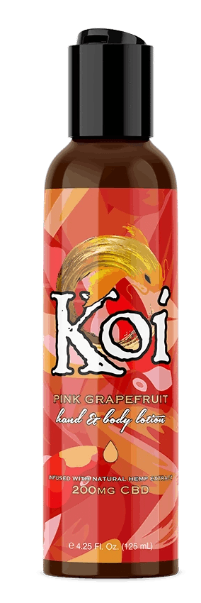 Koi Pink Grapefruit CBD Lotion - 200mg | Buy CBD Lotion