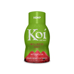 Koi CBD Watermelon Wellness Shot - 25mg CBD