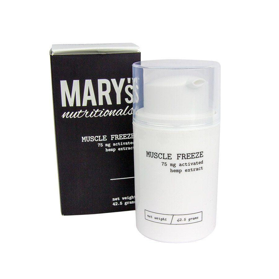 Mary's Nutritionals CBD Muscle Freeze