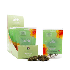 Urb Mountain Mango Premium Smokeable CBD Hemp Flower - 3.5 Grams