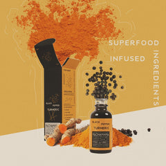 Pachamama Black Pepper Turmeric CBD Tincture Superfood Ingredients