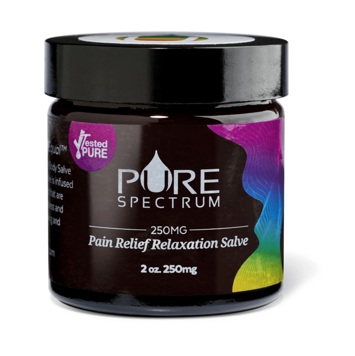 Pure Spectrum Relaxing Salve 250mg CBD