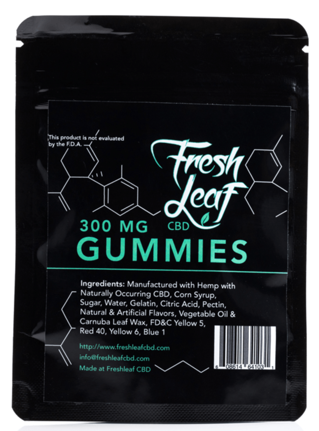 Freshleaf CBD Gummies - 300mg