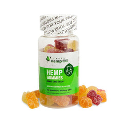 Tasty Hemp Oil Tasty CBD Gummies 40 Pack