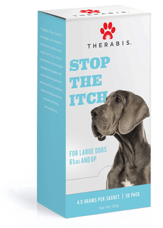 Stop The Itch for Dogs by Therabis