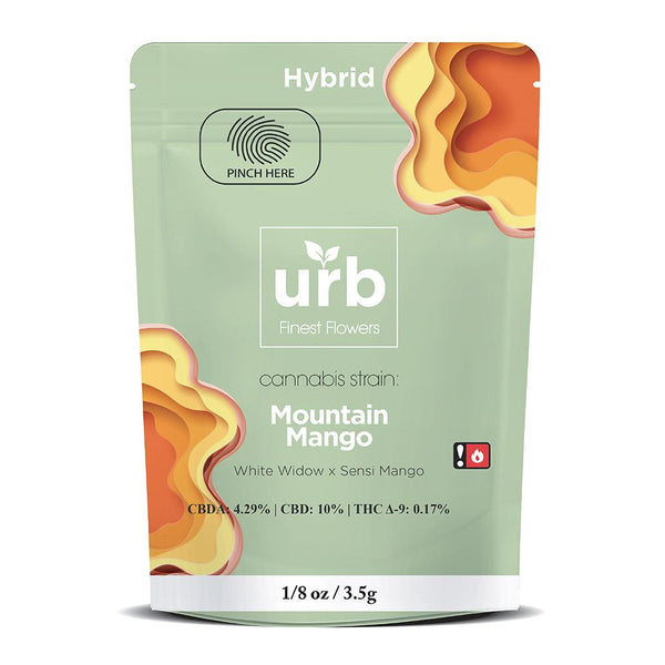 Urb Mountain Mango CBD Flower (3.5 Grams)