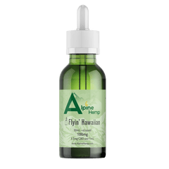 Alpine Hemp Flyin Hawaiian CBD Vape Juice 100mg