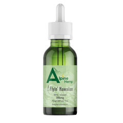Alpine Hemp Flyin Hawaiian CBD Vape Juice 300mg