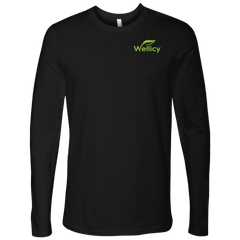 Wellicy Black Long Sleeve Shirt