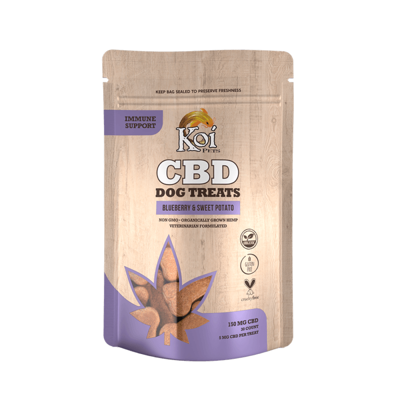 Koi CBD Immune Support CBD Dog Treats