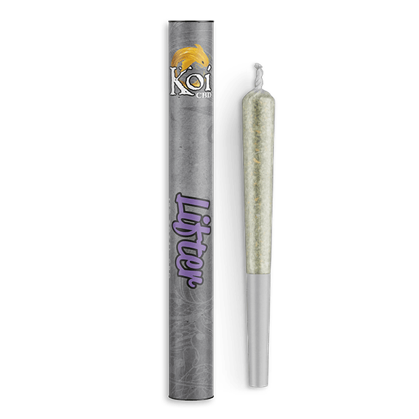 Koi Lifter CBD Pre Roll - 1 Gram Smokeable Hemp Flower