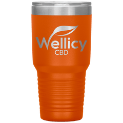 Wellicy Double-Wall Stainless Steel Tumbler (30oz)