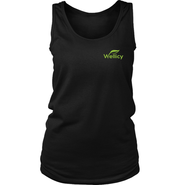 Wellicy Womens Tank Top
