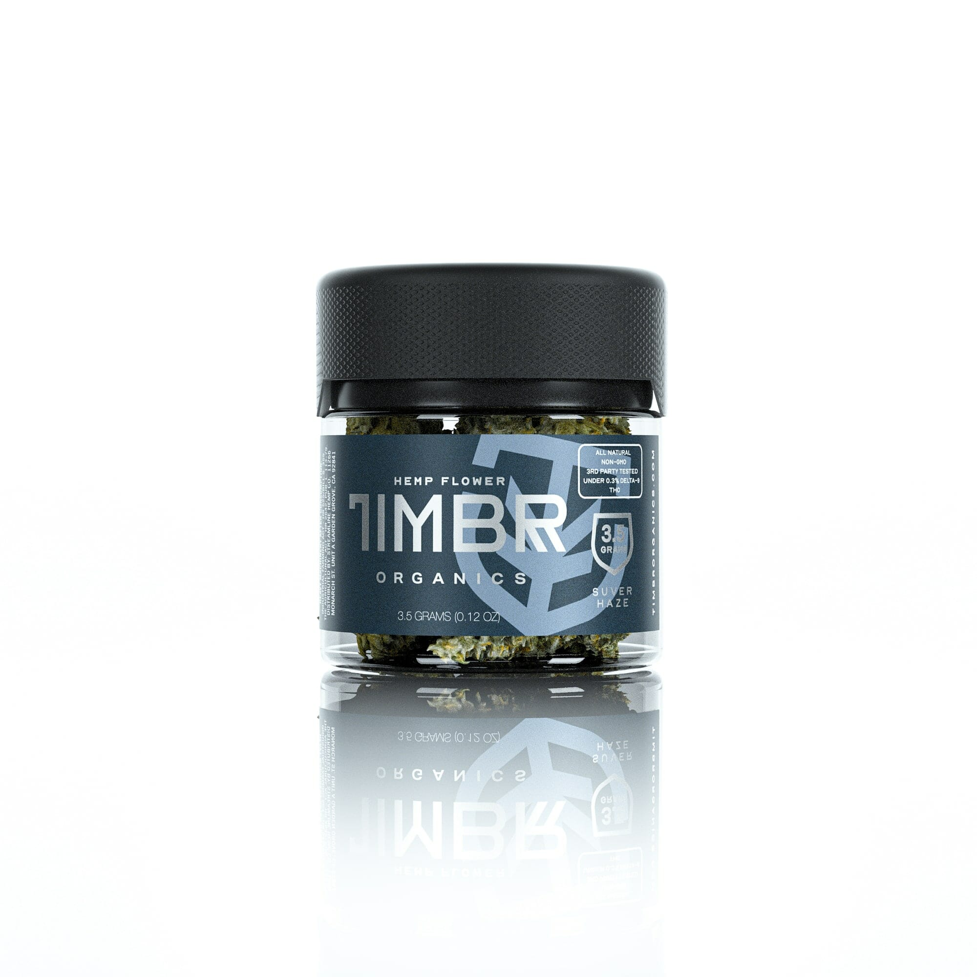 TIMBR Suver Haze Smokeable CBD Hemp Flower - 3.5 Grams