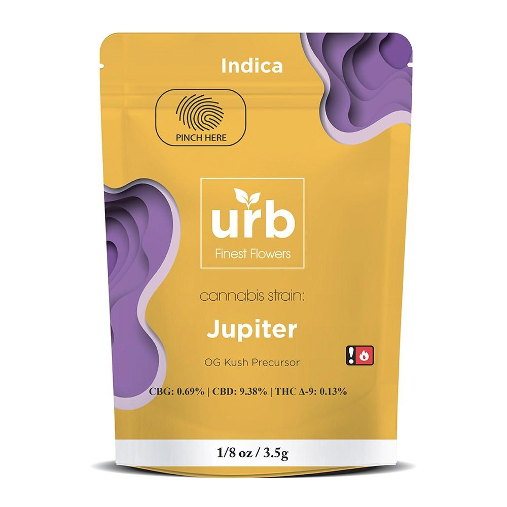 Urb Jupiter CBD Flower