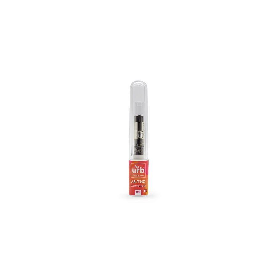 Urb Lemon Haze Delta-8 THC Cartridge - 960mg Delta-8 THC