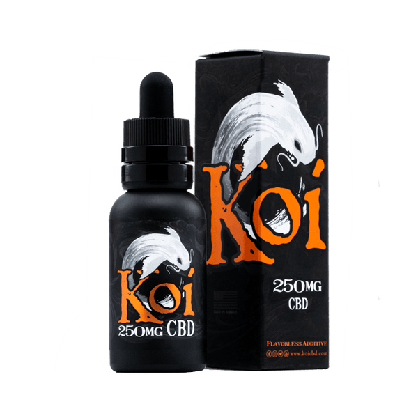 250mg White Koi CBD Vape Juice