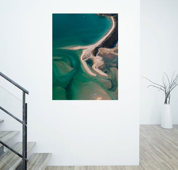 Awaroa Bay Photographic Print, Abel Tasman