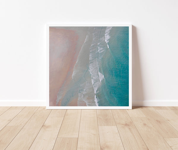 'Tomahawk beach' Photographic Print, New Zealand
