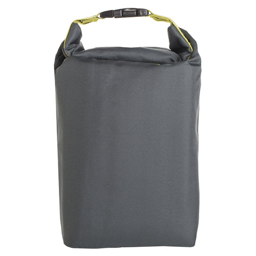 BlueAvocado Click 'n Go Insulated Roll Top Bag, (Gray) - LaPrima Shops ®