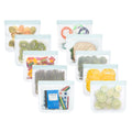 10 Piece Lay-Flat Lunch Family Pack