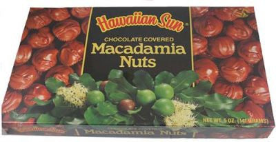 Hawaiian Sun Macadamia Nuts